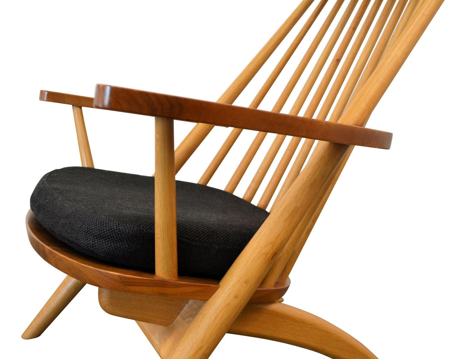 fauteuil de d tente vintage par tateishi shoiji en vente sur pamono. Black Bedroom Furniture Sets. Home Design Ideas