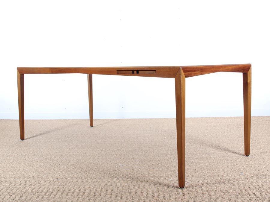 Scandinavian President Desk by Severin Hansen for Haslev, 1960s for sale at  Pamono