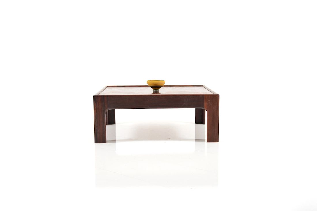 midcentury square sofa table by illum wikkelso for n eilersen  - midcentury square sofa table by illum wikkelso for n eilersen