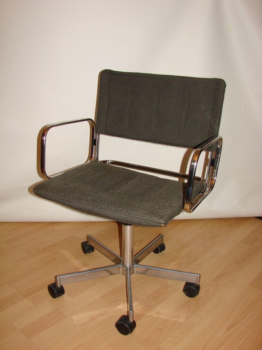 Italian Office Armchair From Zanotta 1973 For Sale At Pamono
