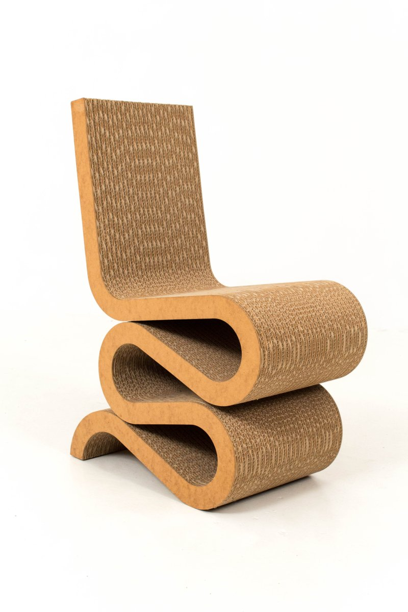 Wiggle Side Chair By Frank Gehry For Vitra For Sale At Pamono - Frank gehry furniture