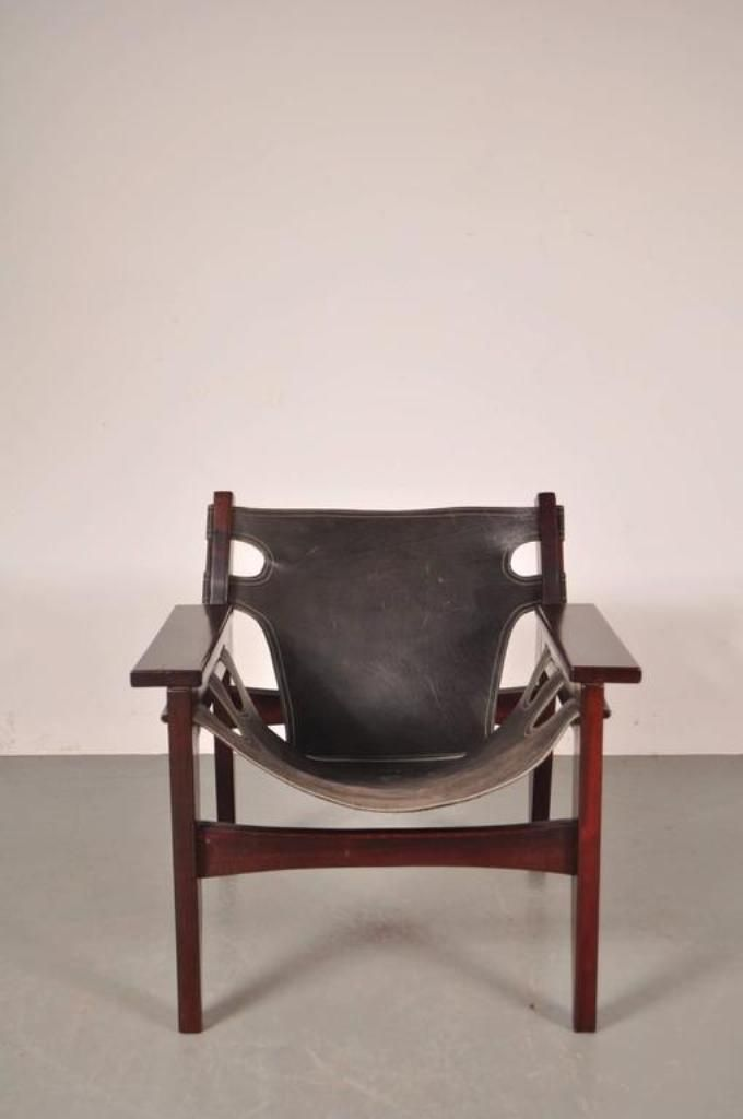 Kilin Easy Chair By Sergio Rodrigues, 1970s