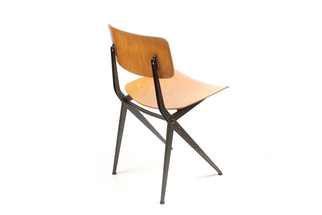 Chaise d 39 ecole de marko pays bas 1958 en vente sur pamono for Chaise bas prix