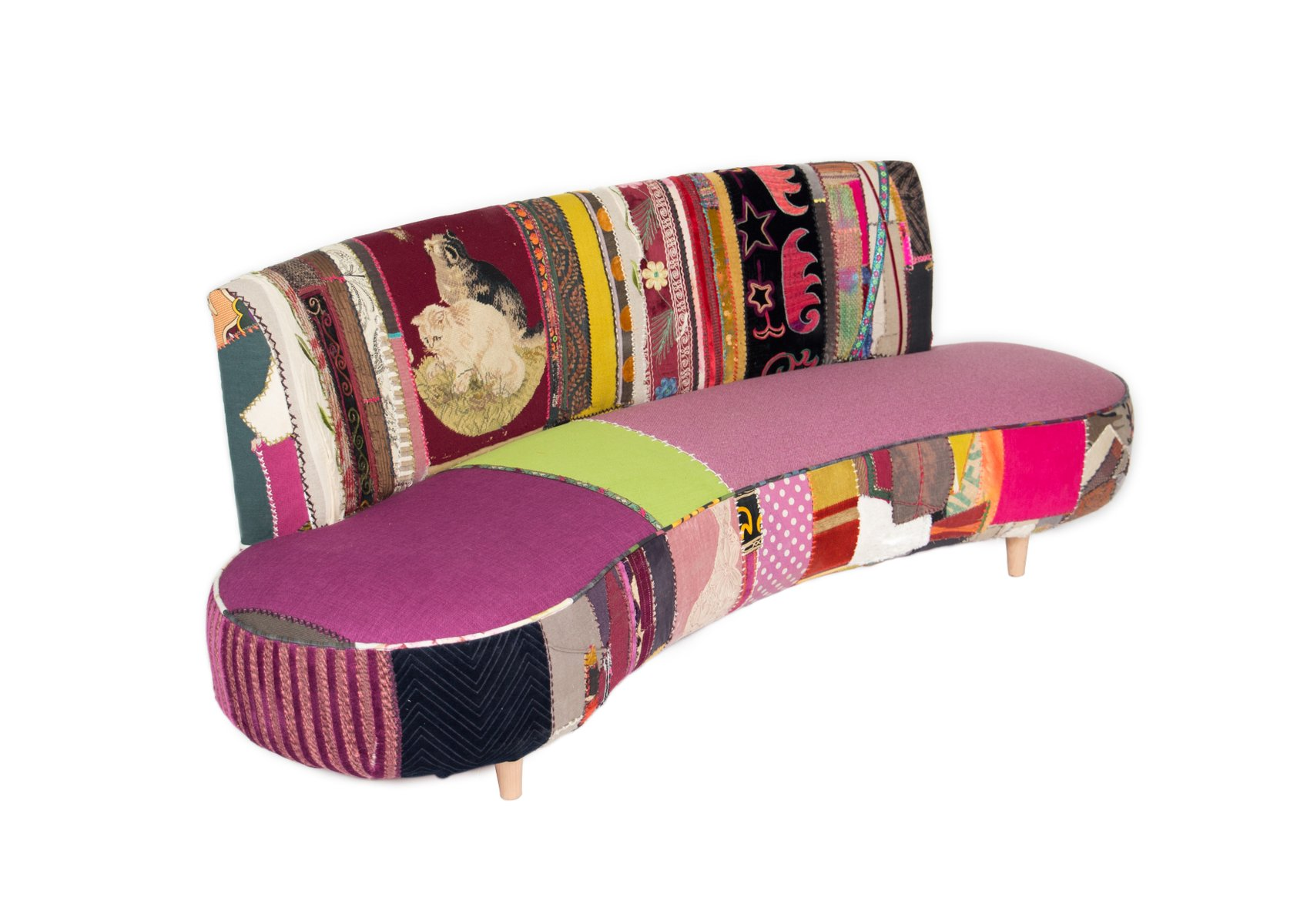 Mini Bean Children s Sofa from Bokja for sale at Pamono