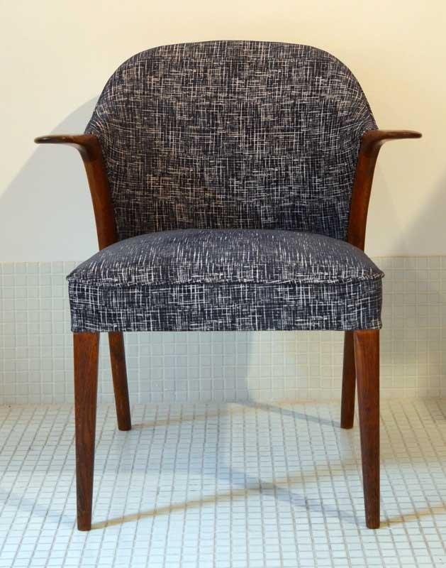 Divan et fauteuil danemark 1950s en vente sur pamono for Divan et fauteuil