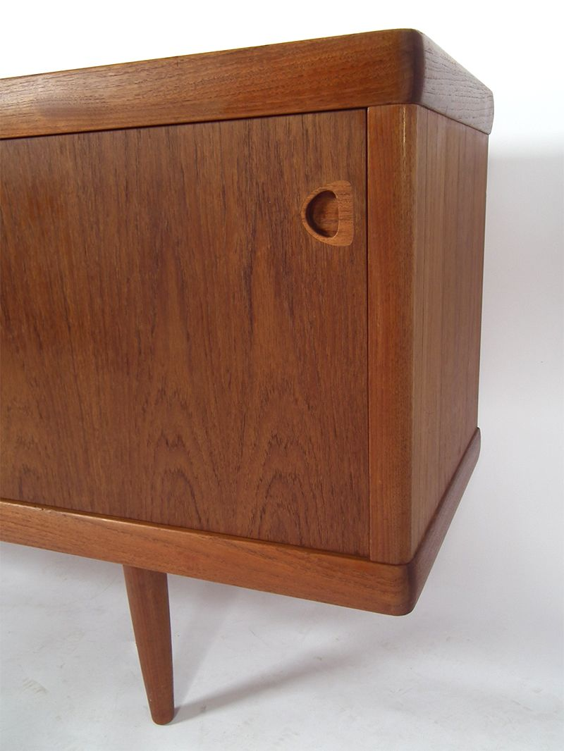 mid century sideboard by henry w klein for bramin for. Black Bedroom Furniture Sets. Home Design Ideas