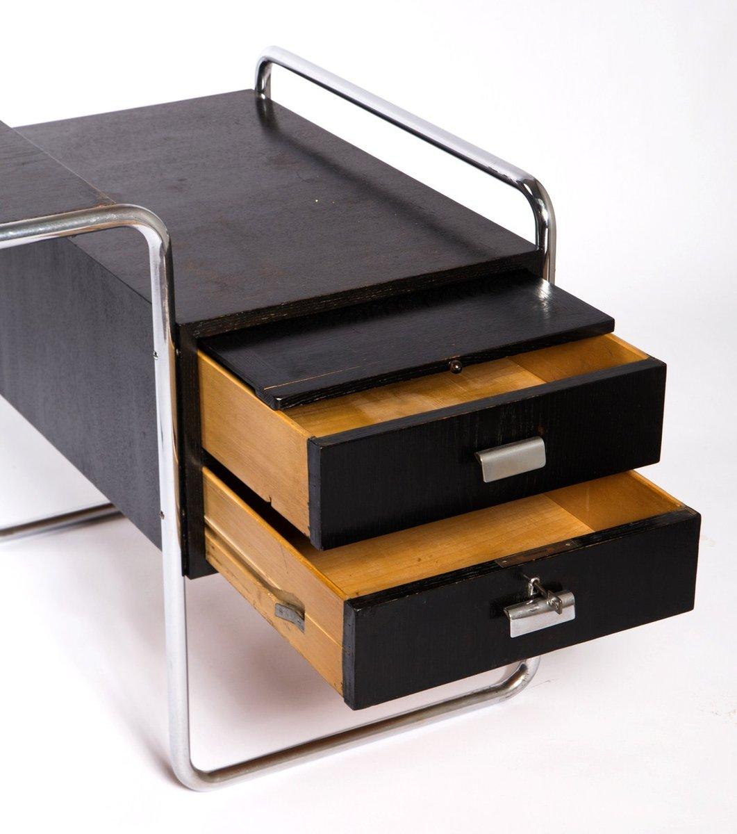 B65 Writing Desk By Marcel Breuer For Thonet, 1930s