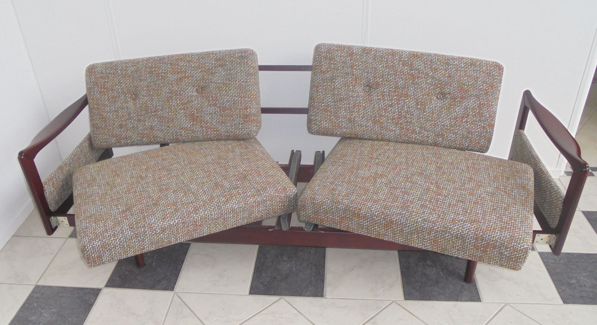 Vintage stella sofa by walter knoll for sale at pamono vintage stella sofa by walter knoll parisarafo Gallery