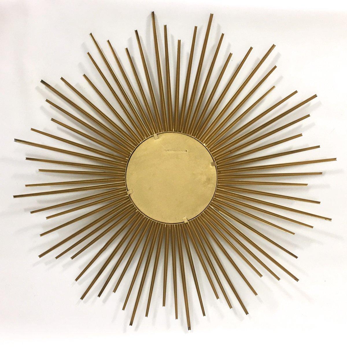 Miroir en forme de soleil maison design for Forme miroir