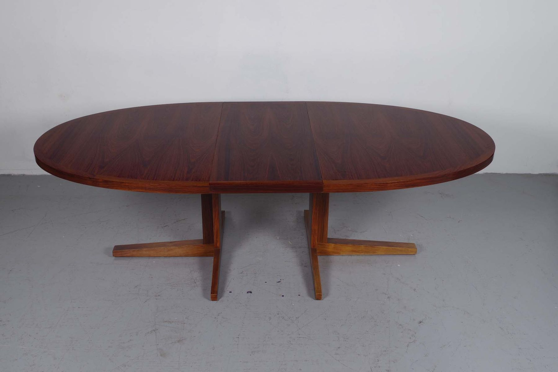 Vintage Extendable Dining Table Vintage Extendable Dining Table From Dyrlund For Sale At Pamono