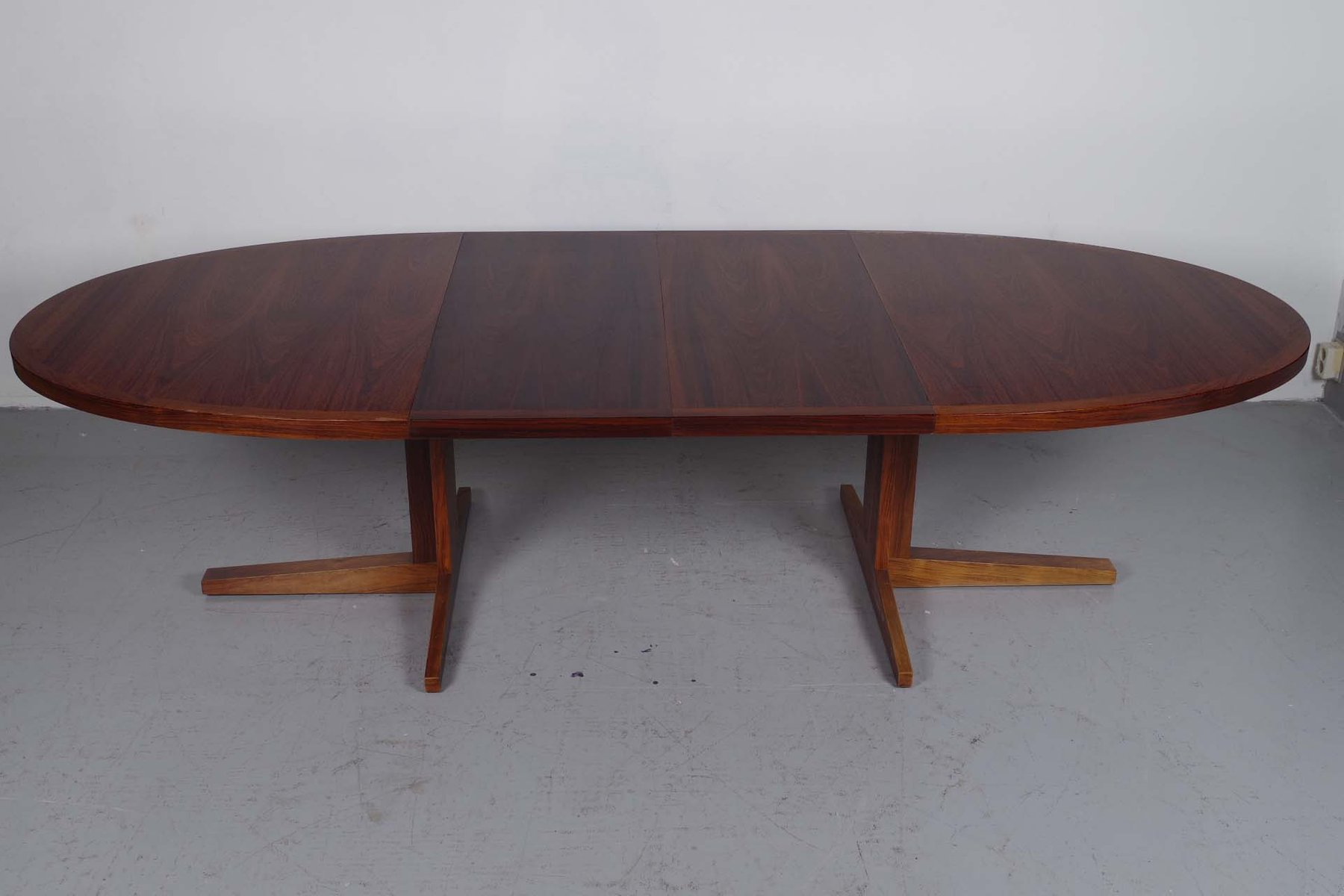 Vintage Extendable Dining Table From Dyrlund For Sale At