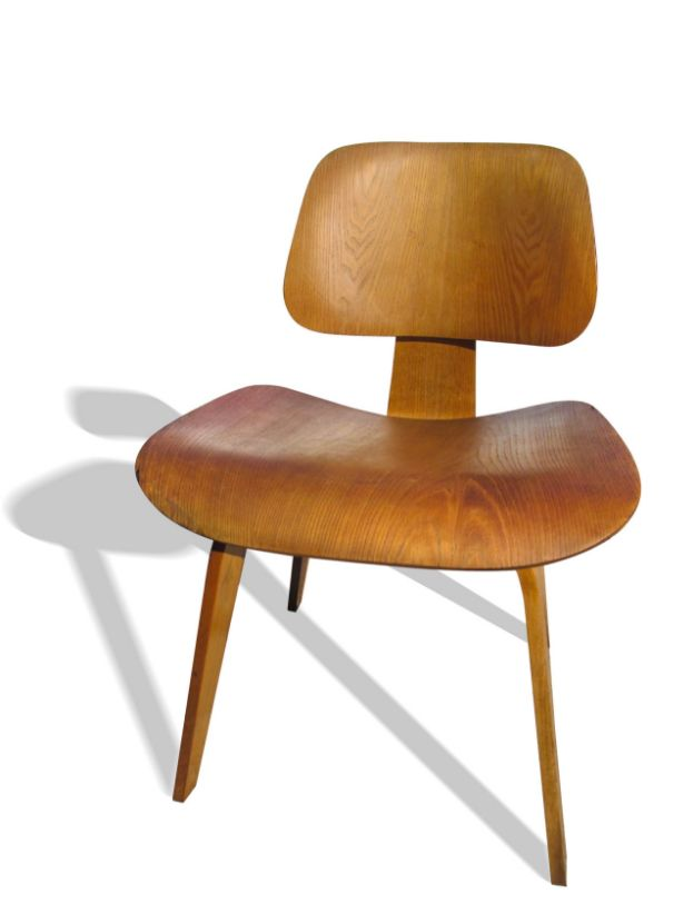 herman miller wood chair. dcw chair by charles \u0026 ray eames for herman miller, 1940s miller wood