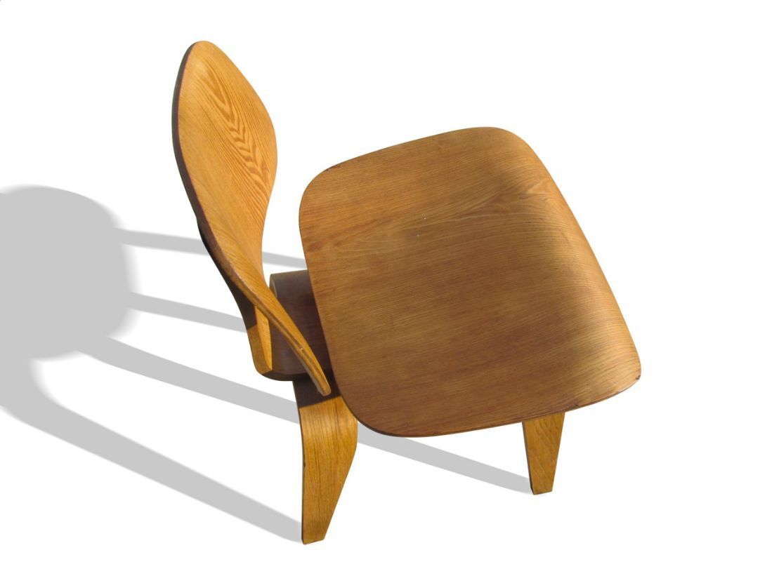 Dcw chair by charles ray eames for herman miller 1940s for Eames chair nachbau deutschland