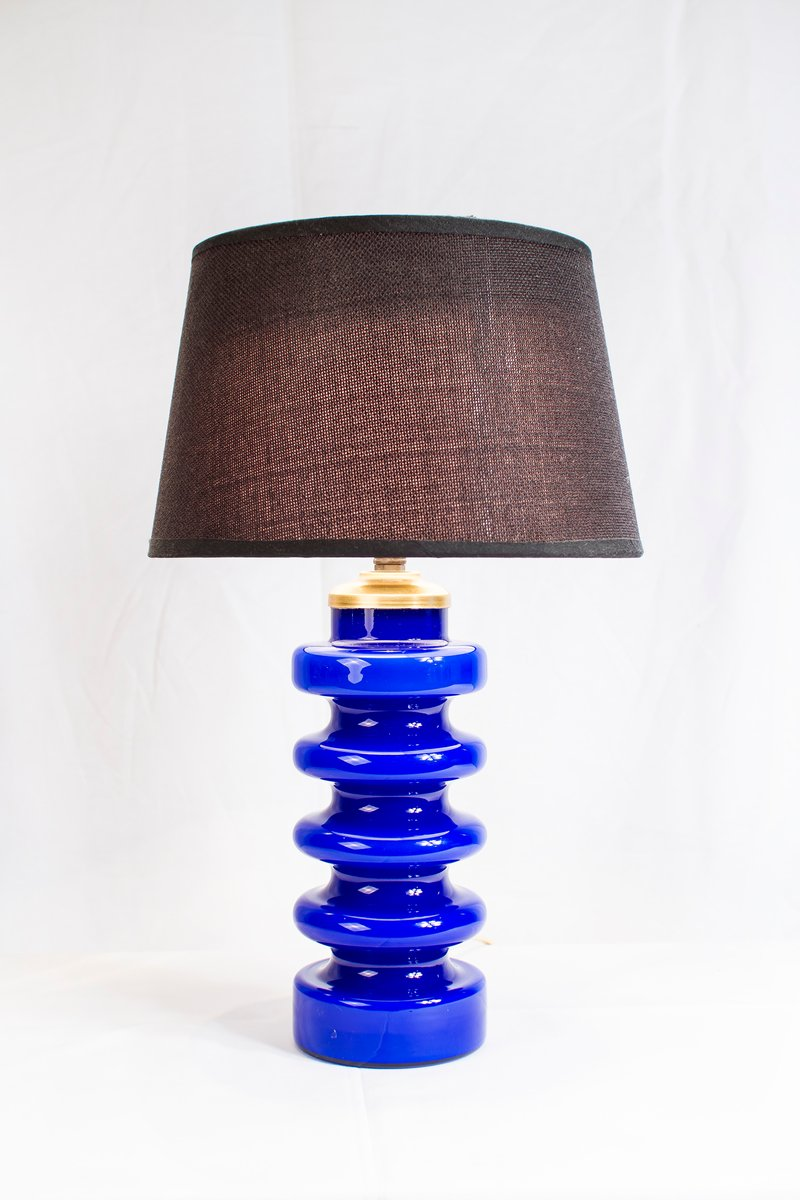 vintage murano glass table lamp for sale at pamono. Black Bedroom Furniture Sets. Home Design Ideas