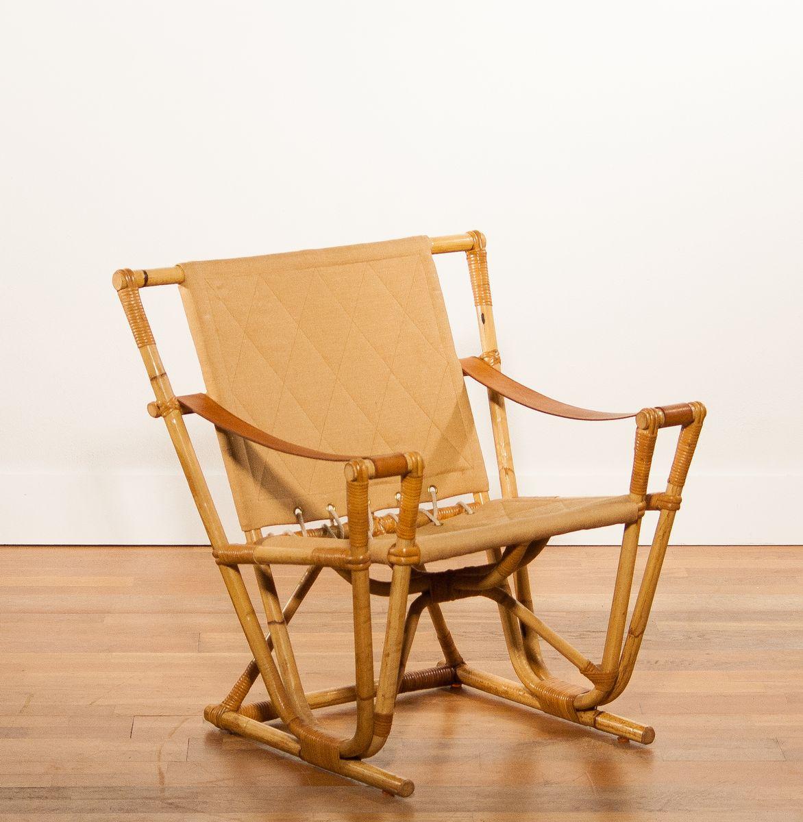 Bamboo rocking chair - Price Per Piece