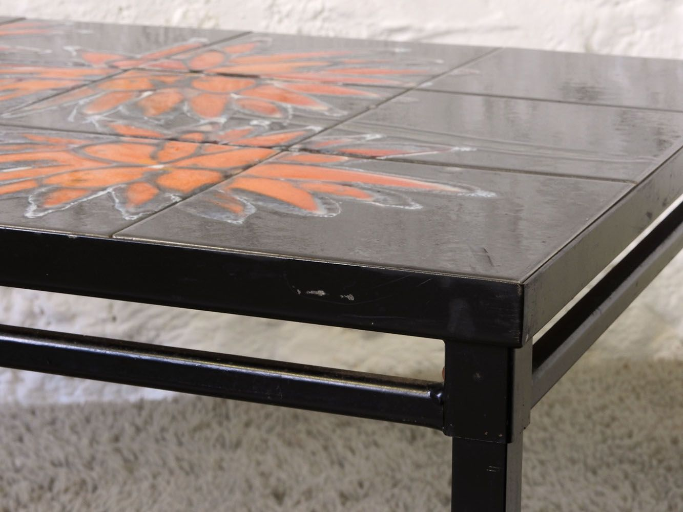 Mid century coffee table by adri 1960s for sale at pamono mid century coffee table by adri 1960s geotapseo Choice Image