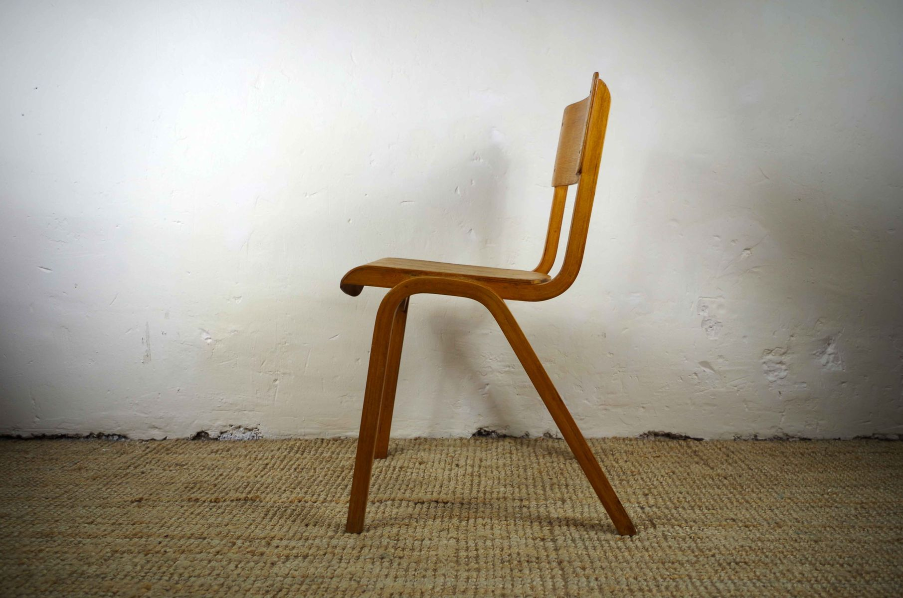 English School Chair 1950s for sale at Pamono