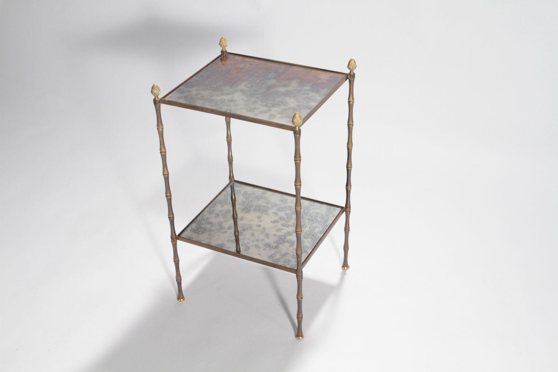 excellent guridon en bronze de maison bagus s with maison du monde gueridon