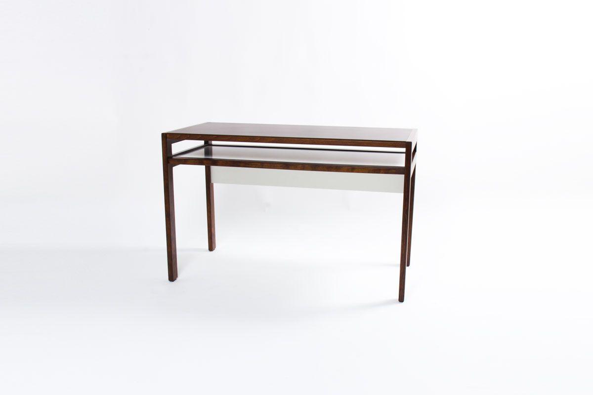 gro er schreibtisch von andr sornay 1960er bei pamono kaufen. Black Bedroom Furniture Sets. Home Design Ideas