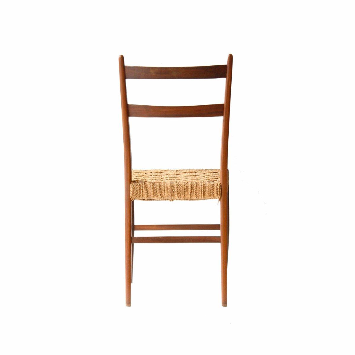 italienische vintage st hle 4er set bei pamono kaufen. Black Bedroom Furniture Sets. Home Design Ideas