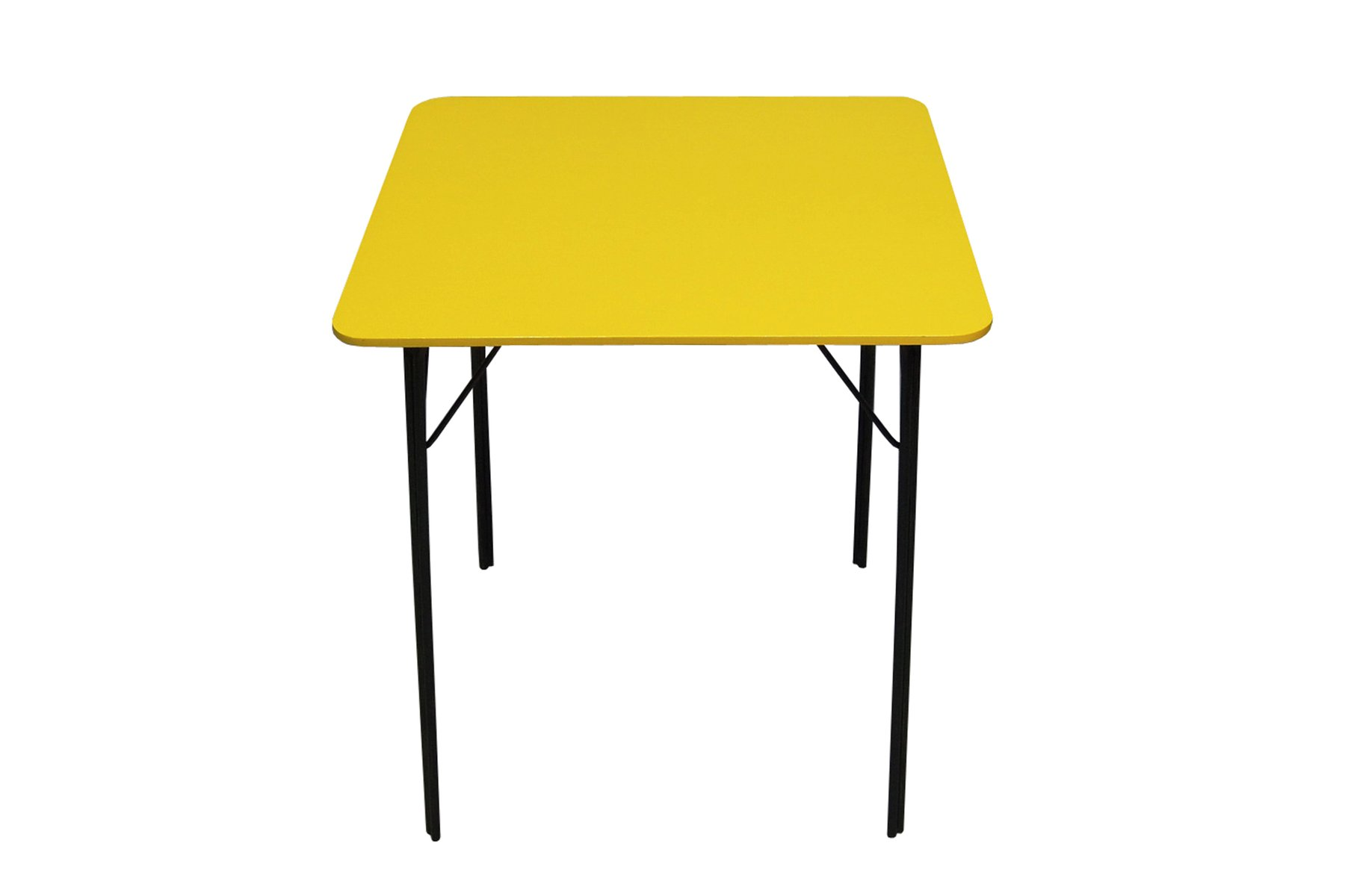 Vintage Yellow Dining Table for sale at Pamono : vintage yellow dining table 2 from www.pamono.com size 1800 x 1200 jpeg 32kB