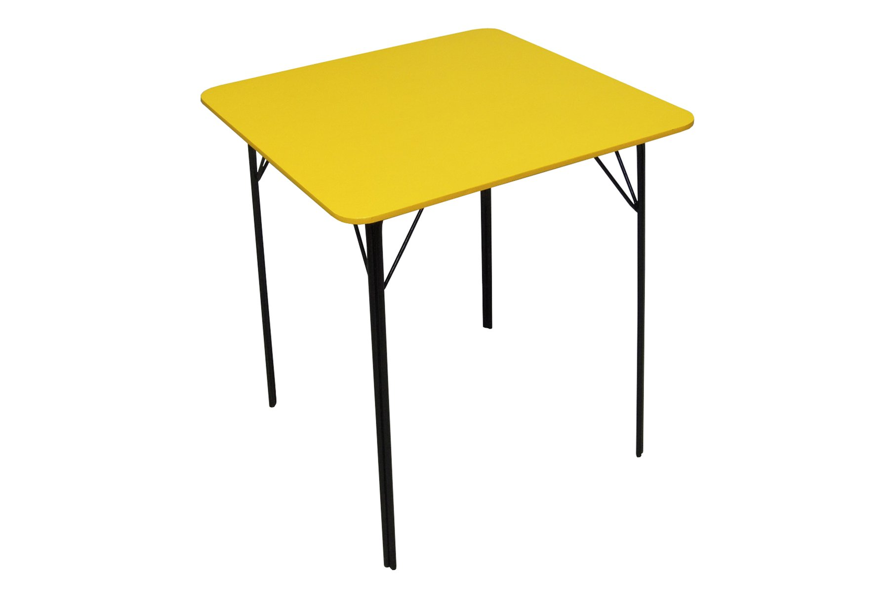Vintage Yellow Dining Table for sale at Pamono : vintage yellow dining table 3 from www.pamono.co.uk size 1800 x 1200 jpeg 37kB