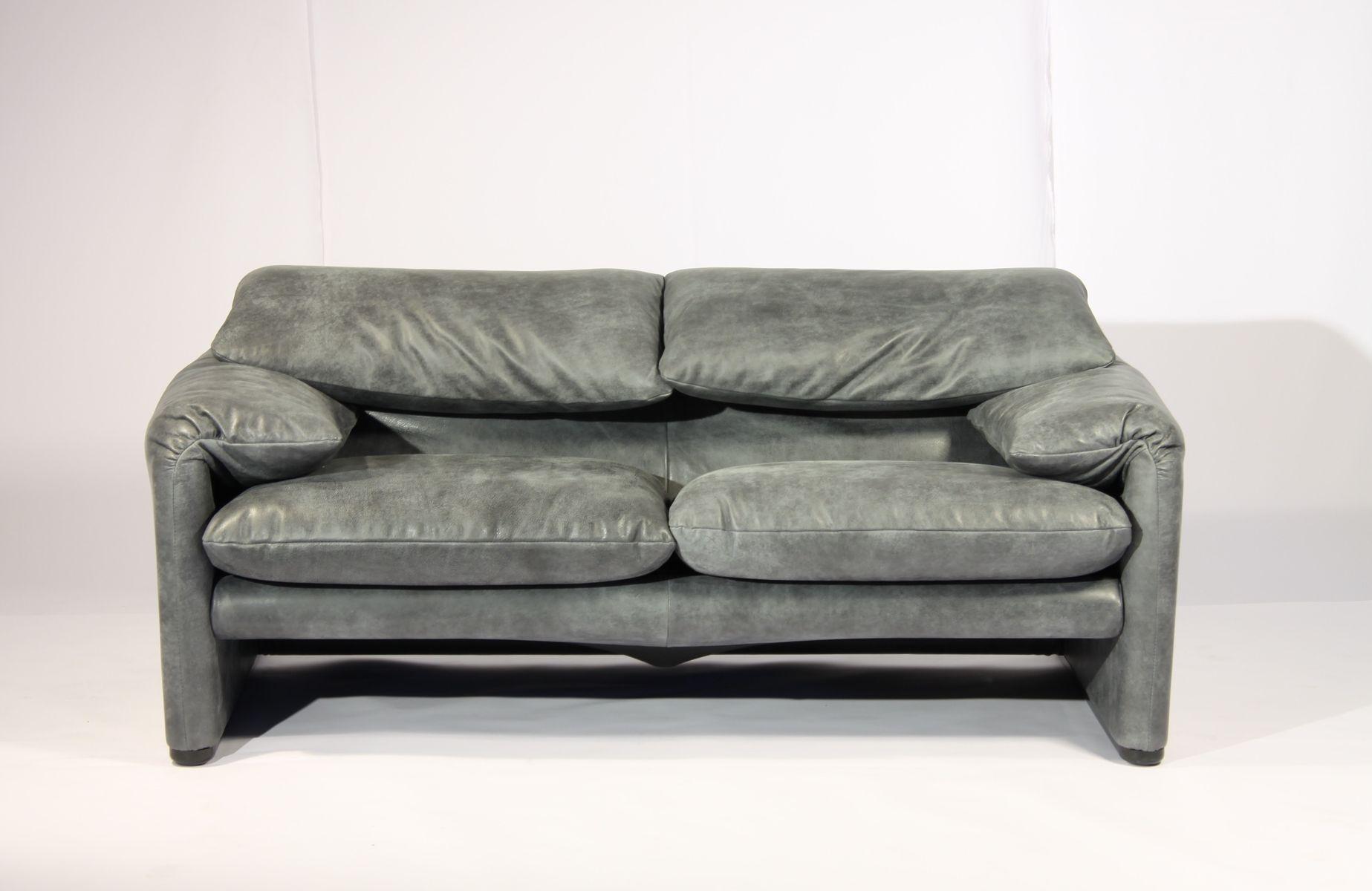 maralunga sofa by vico magistretti for cassina 1974 for. Black Bedroom Furniture Sets. Home Design Ideas