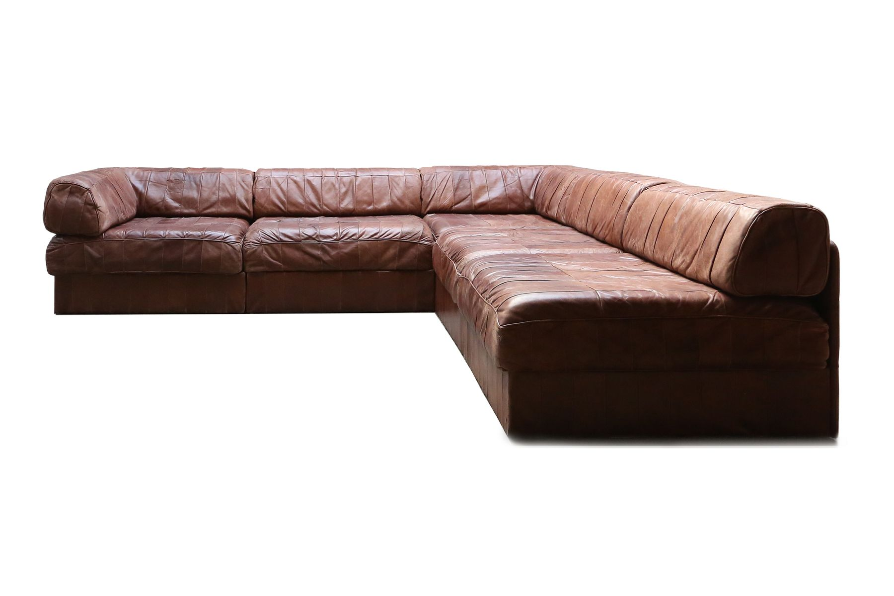 Ds88 Patchwork Modular Sofa From De Sede 1970s For Sale