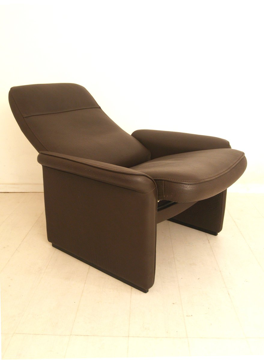 ds 50 sessel von de sede bei pamono kaufen. Black Bedroom Furniture Sets. Home Design Ideas