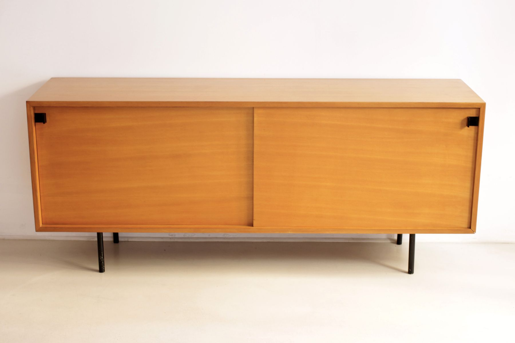 French sideboard by alain richard for meubles tv 1953 en for Sideboard 4 meter lang