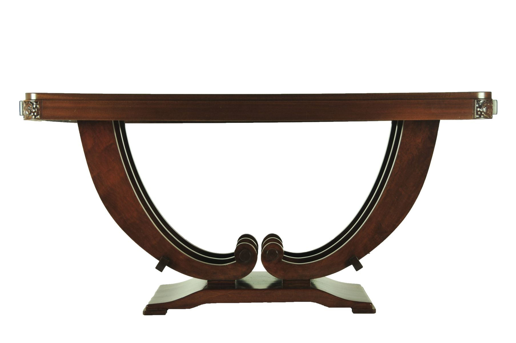 Art Deco Boat Table 1940s for sale at Pamono