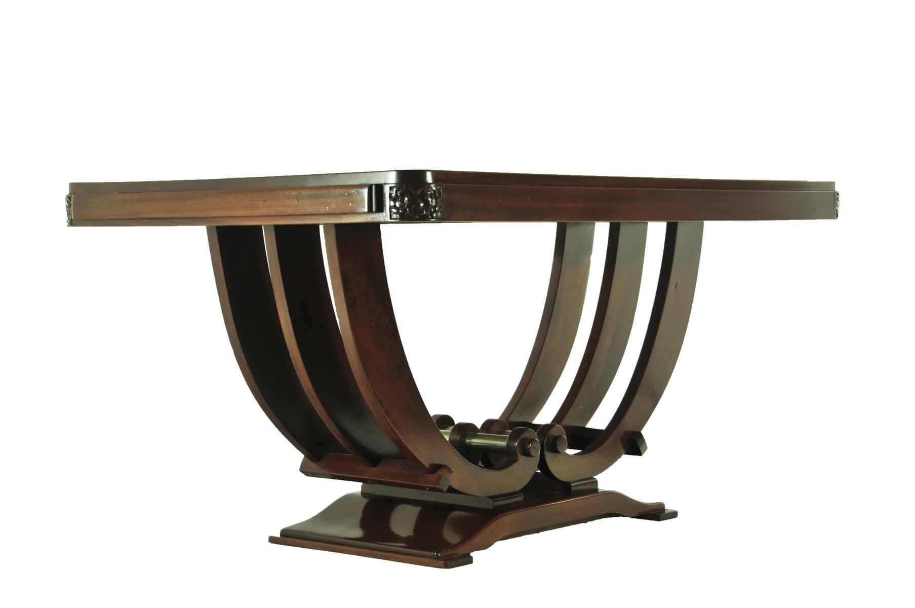 Art Deco Tisch Kaufen : Art Deco Boat Tisch, 1940er bei Pamono kaufen