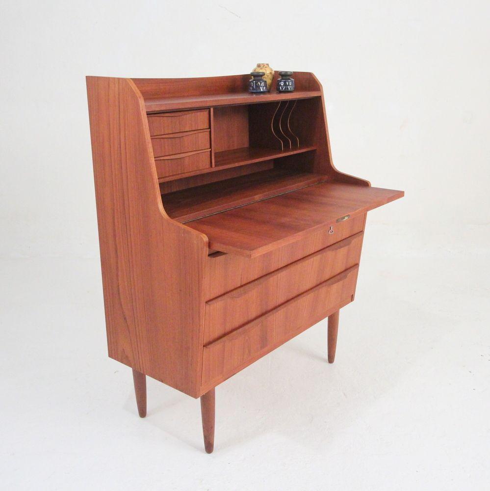 teak sekret r bei pamono kaufen. Black Bedroom Furniture Sets. Home Design Ideas