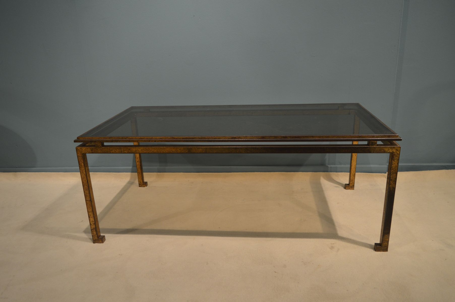 coffee table from maison ramsay, 1950s for sale at pamono