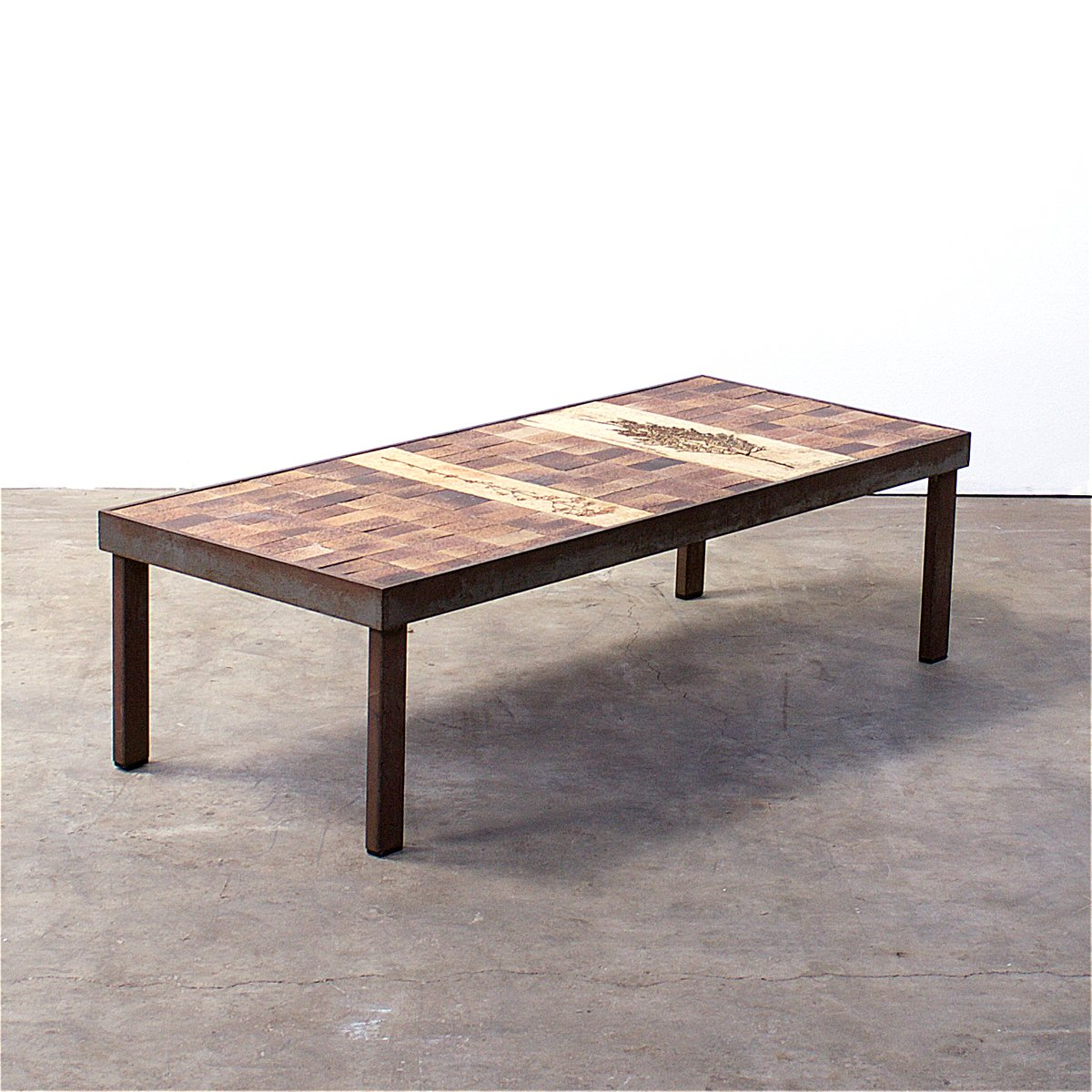 Coffee Table By Roger Capron 1950s For Sale At Pamono