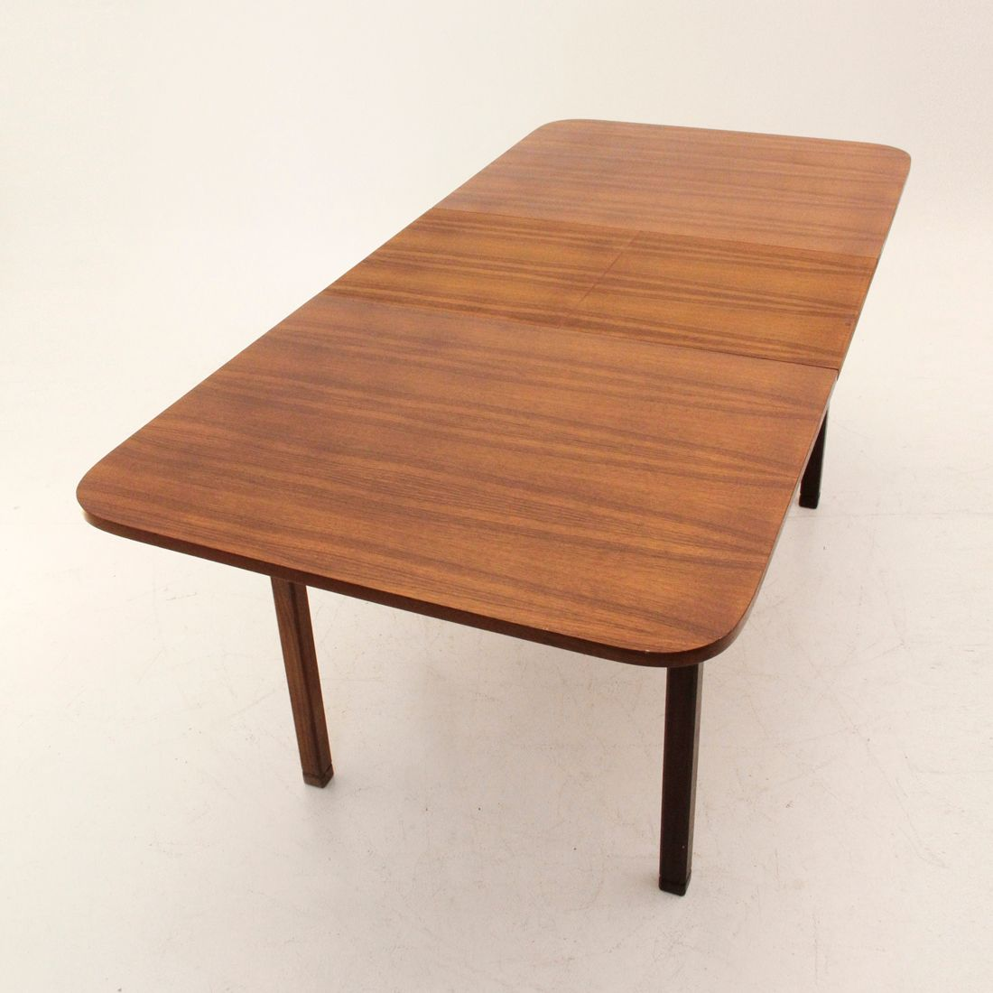 Italian extensible dining table 1960s for sale at pamono - Table extensible exterieur ...