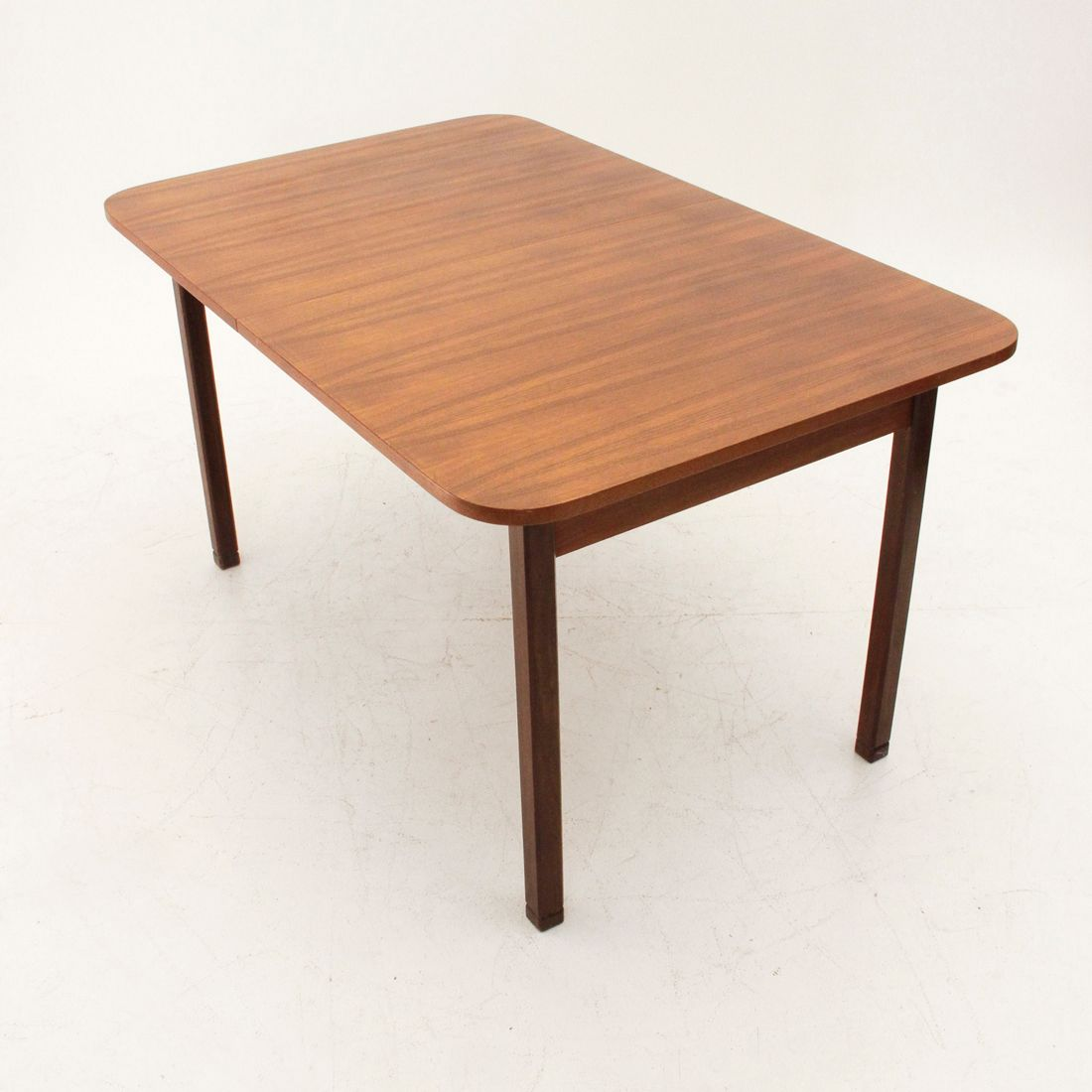 Italian extensible dining table 1960s for sale at pamono for Table sejour extensible