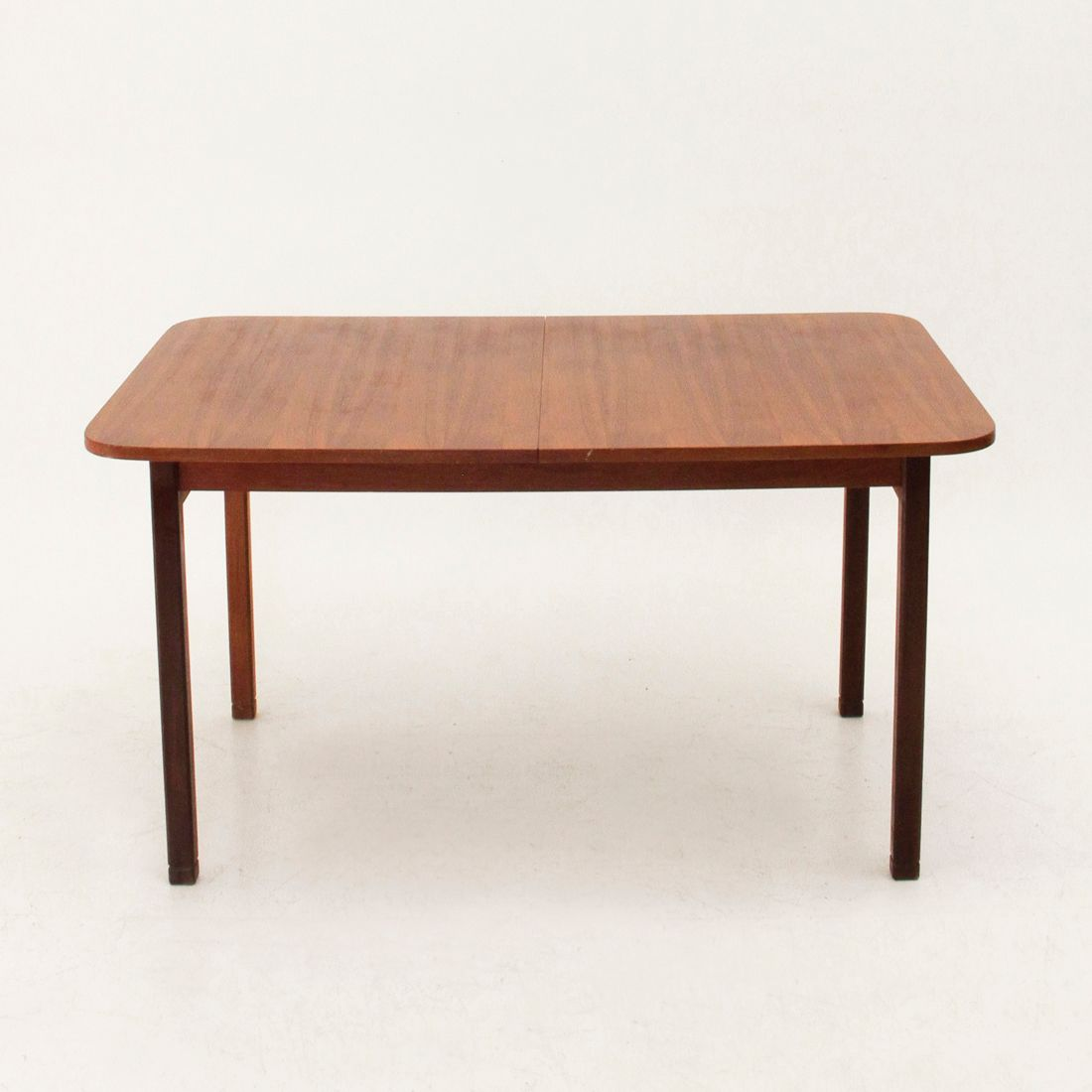 Italian extensible dining table 1960s for sale at pamono for Table ilot extensible