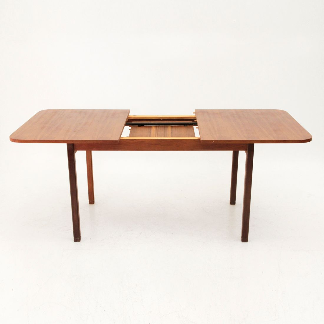 Italian extensible dining table 1960s for sale at pamono for Italian dining table