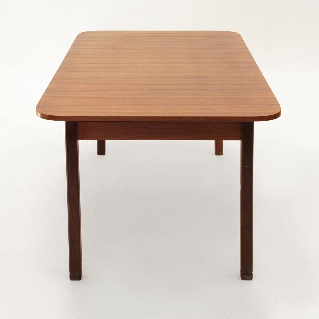 Italian extensible dining table 1960s for sale at pamono for Table extensible 3 suisses