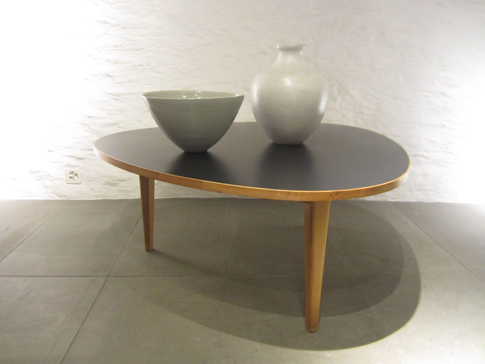 beistelltisch von max bill f r horgen glarus 1950er bei pamono kaufen. Black Bedroom Furniture Sets. Home Design Ideas
