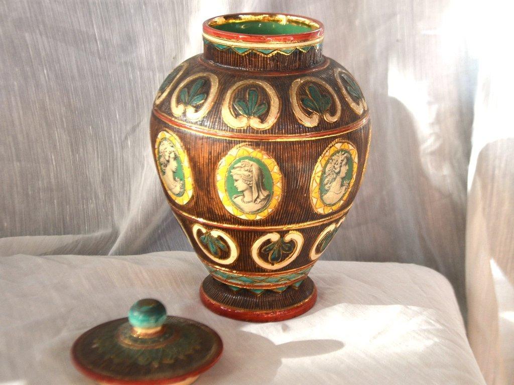 Italian vintage ceramic vase for sale at pamono italian vintage ceramic vase reviewsmspy