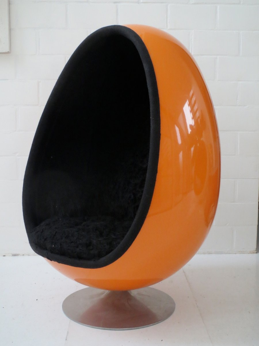 ovalia egg chair by thor larsen for torlan staffanstorp 1968 for sale at pamono. Black Bedroom Furniture Sets. Home Design Ideas