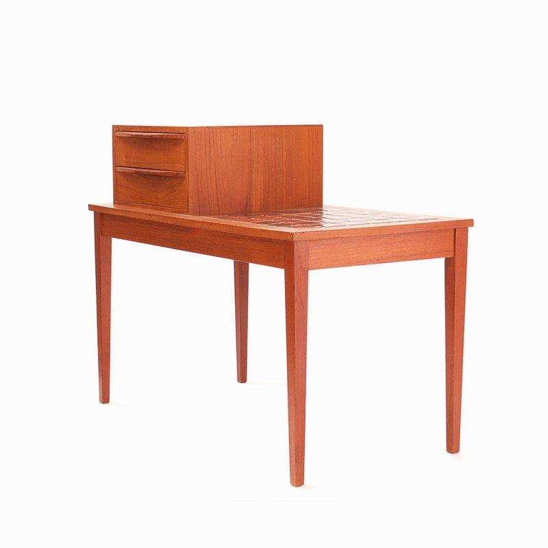 vintage tisch von skovby bei pamono kaufen. Black Bedroom Furniture Sets. Home Design Ideas
