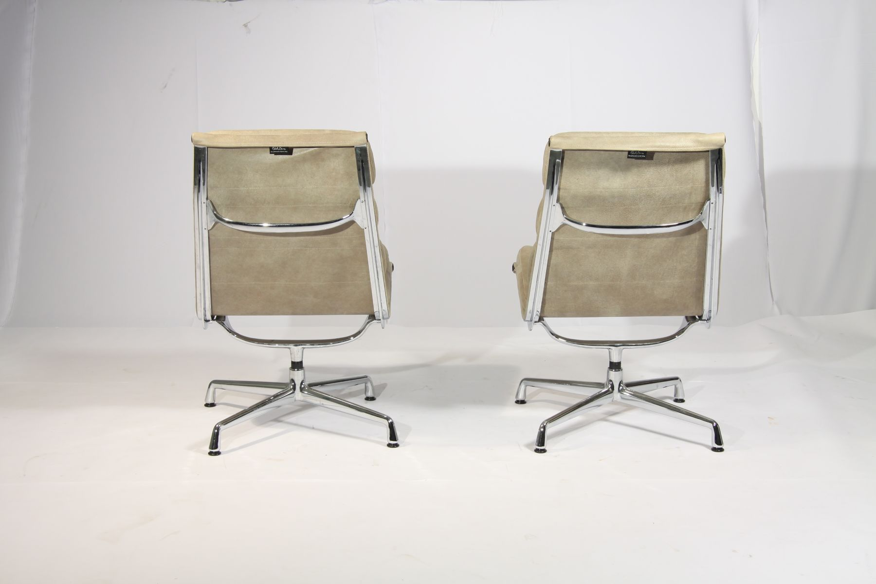 Desk Chair by Charles Eames for Vitra 1960s for sale at Pamono