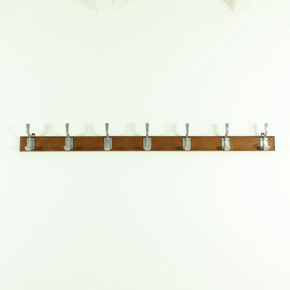 art deco wall mounted coat rack 1930s for sale at pamono. Black Bedroom Furniture Sets. Home Design Ideas