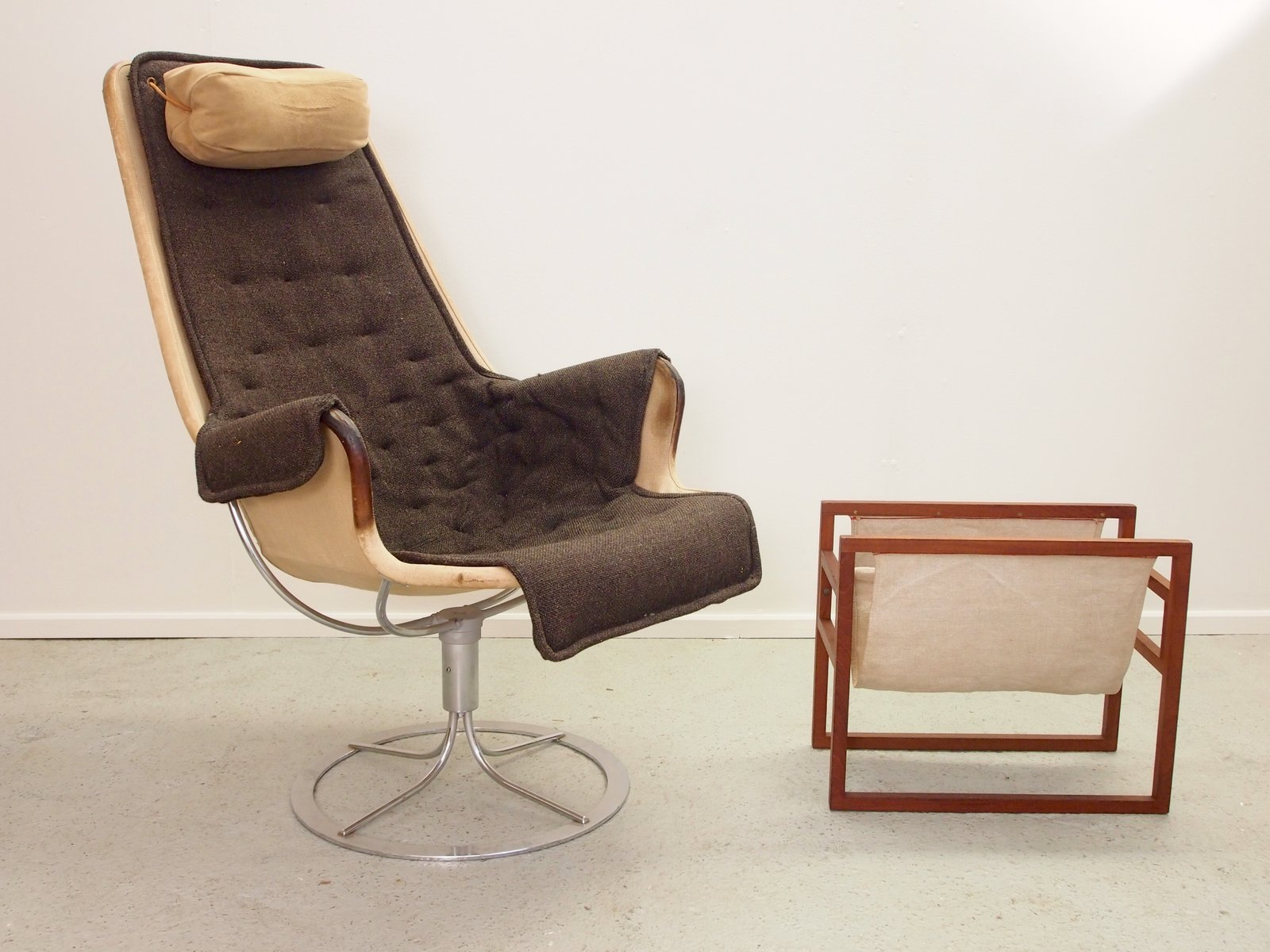 Jetson Chair by Bruno Mathsson for DUX 1969 for sale at Pamono