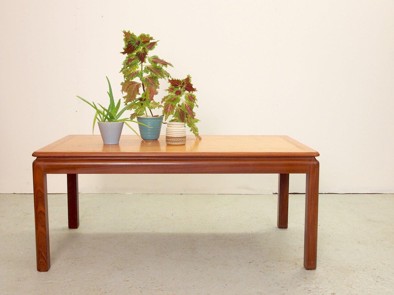mid century couchtisch aus holz von g plan bei pamono kaufen. Black Bedroom Furniture Sets. Home Design Ideas