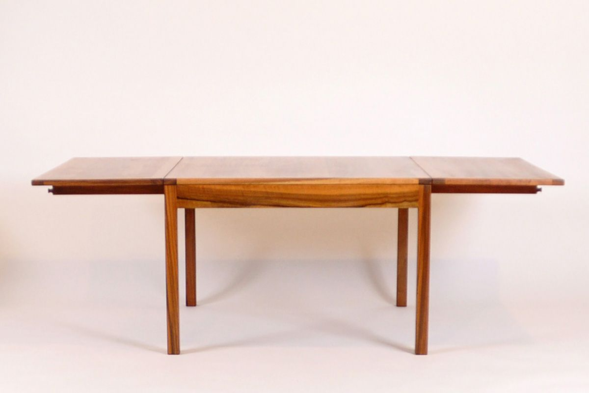 Danish Walnut Coffee Table By B Rge Mogensen For