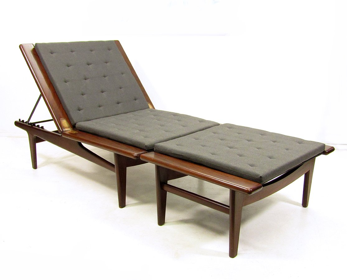 ge 1 daybed by hans j wegner for getama 1950s for sale at pamono. Black Bedroom Furniture Sets. Home Design Ideas